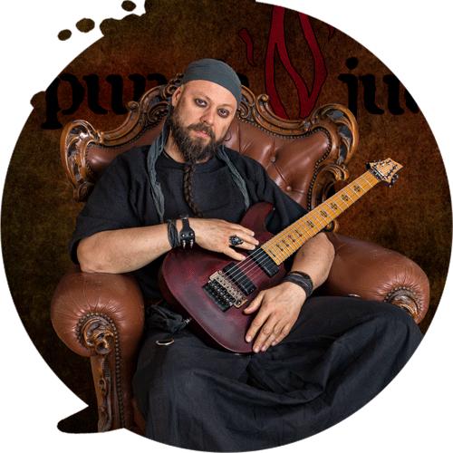 Peter: Gitarre